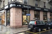 Mutinelli Cappelleria Milano